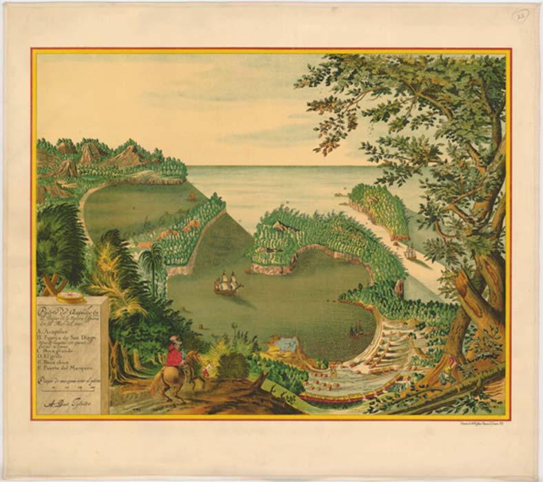 Acapulco-in-1628 1