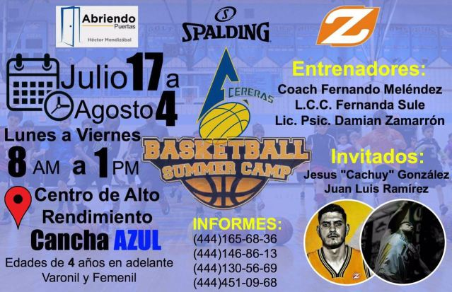 acereras camp flyer