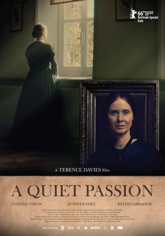 Una pasión discreta - Cineteca Alameda SLP ciclo Mujeres Fascinantes cartel3.jpg