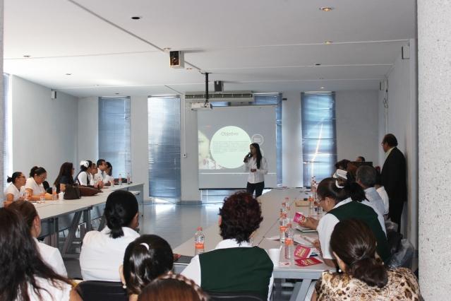 Foro sobre prevención de la Mortalidad Materna2.JPG