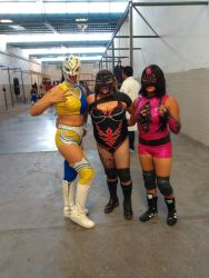 luchas 3