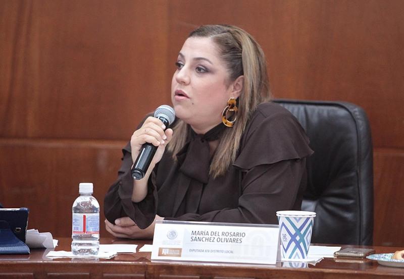 Dip. María del Rosario Sánchez Olivares