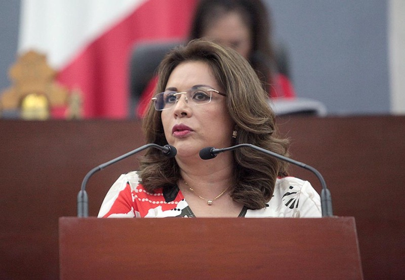 Dip. María Isabel González Tovar