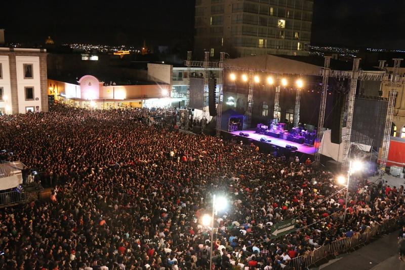 LISTAS LAS FECHAS DEL ELENCO MUSICAL DEL FEST D LA CANTERA 2018 6
