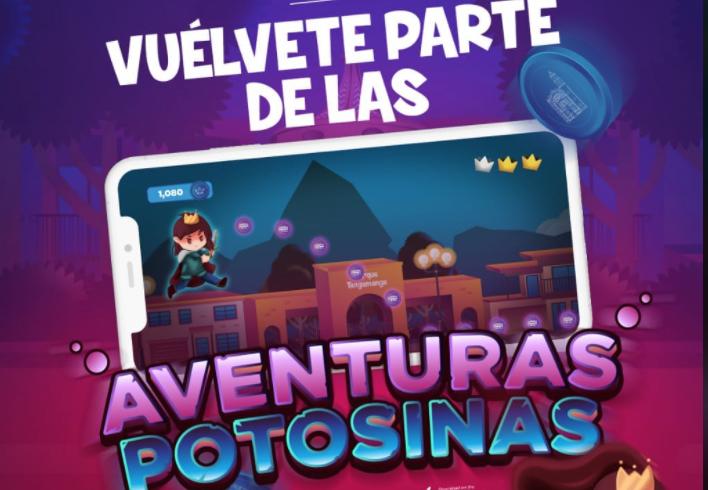 AVENTURAS POTOSINAS (VIDEO JUEGO) 1