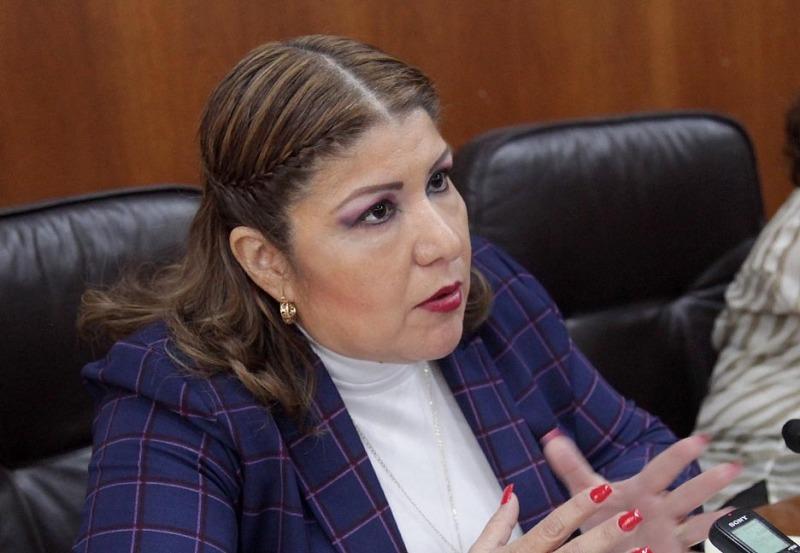 Dip. Angélica Mendoza Camacho