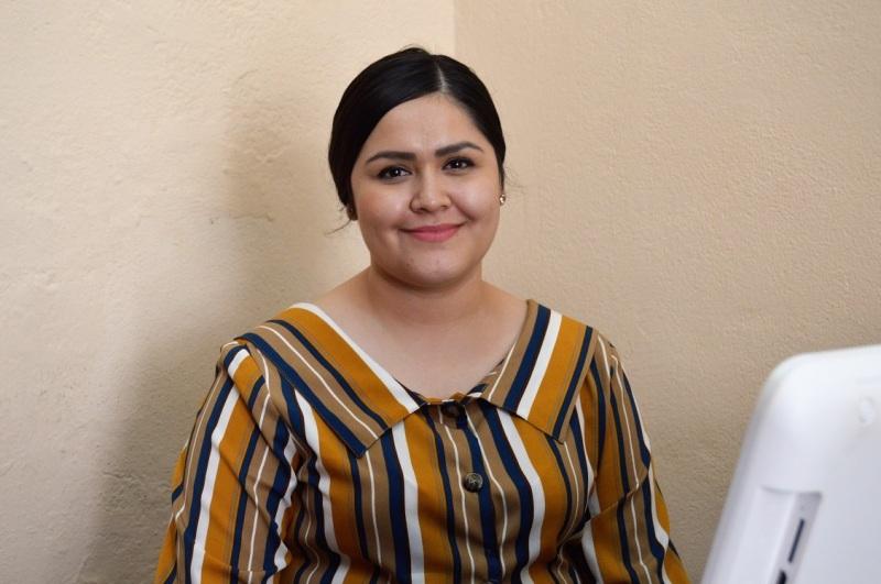 Lic. Mireya del Carmen Reyes Núñez – Coordinadora Municipal de Derechos Humanos