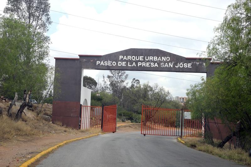 MAÑNA REHABRIRAN PARQUE DE MORALES Y CAMINO ALA PRESA 1