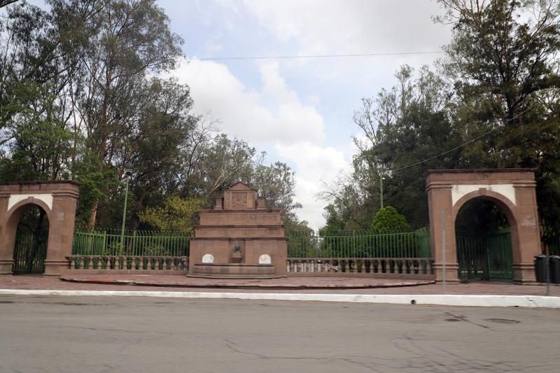MAÑNA REHABRIRAN PARQUE DE MORALES Y CAMINO ALA PRESA 2